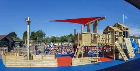 Commercial Playground Equipment From Ngf Play In Norfolk