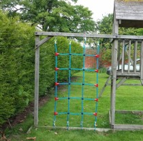 a new net for an existing frame