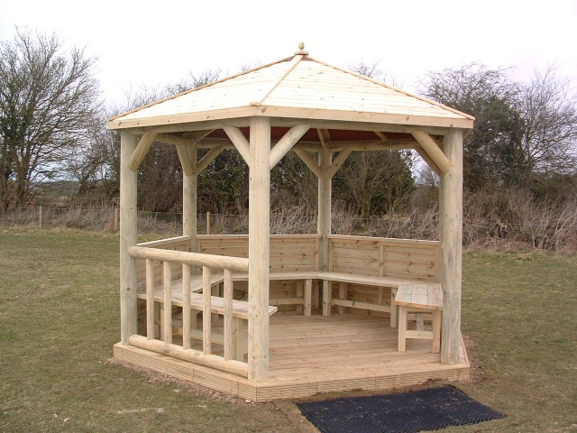 The Forest Pavilion From Ngf Play