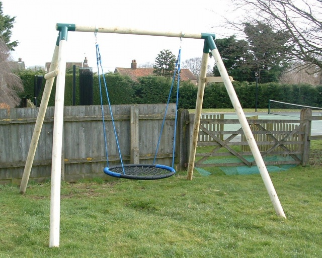 Sherwood Swing Frame For Adults And Children From Ngf Play