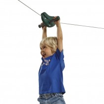 garden zip wire kit