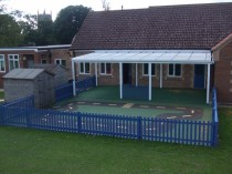 canopies Parkers Primary