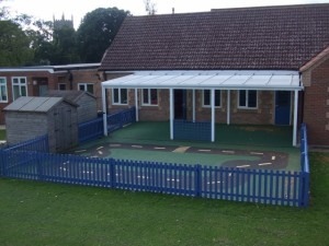 wetpour at Parkers Primary